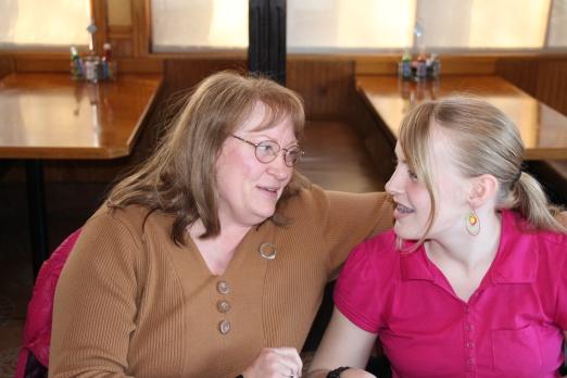 Mimi Joy and Gracie.