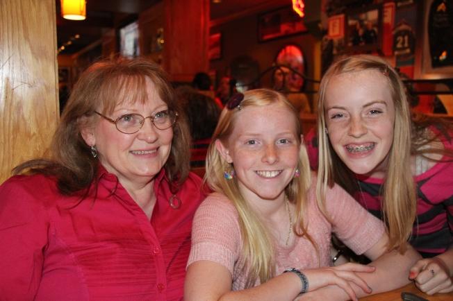 Mimi Joy, Molly and Gracie