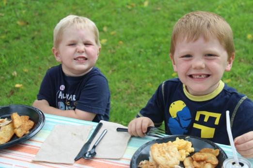 Sammy and Nate