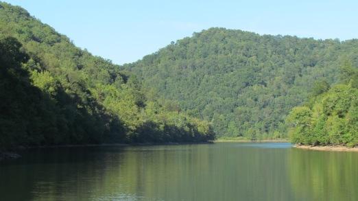 Beautiful Sutton Lake!