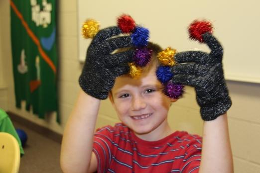 Molecule mittens!