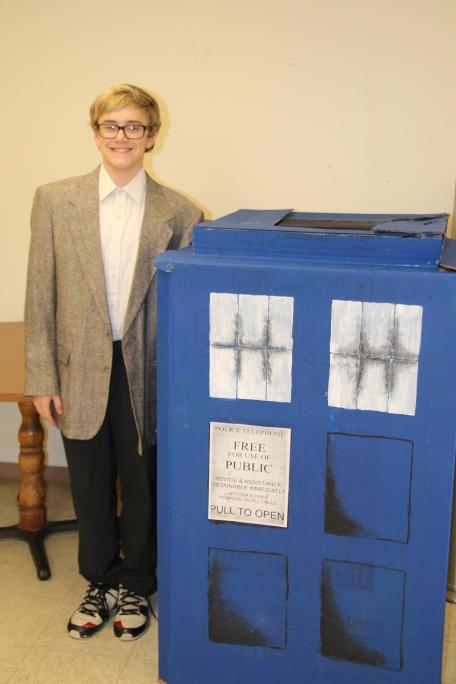 A Dr. Who box :)