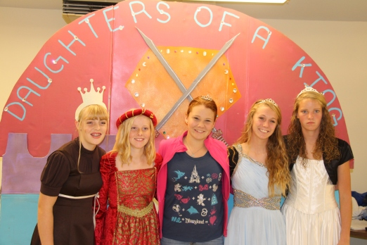 Daughters of a King...love these girls :)