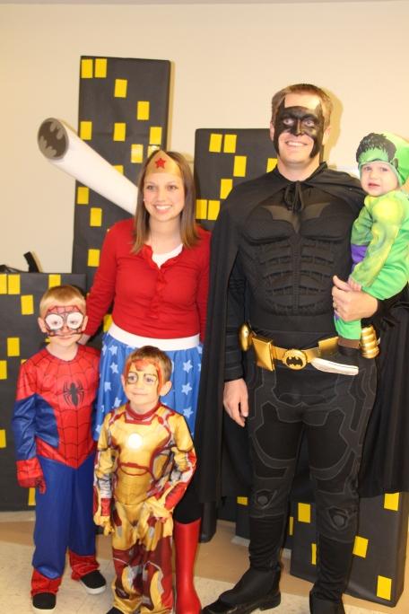 A SUPER family!