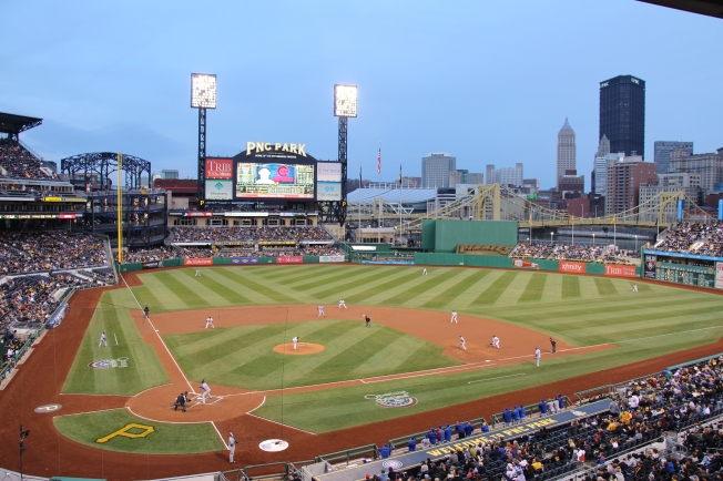 Beautiful PNC Park!