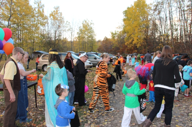 """""""Trunk or Treat"""""""