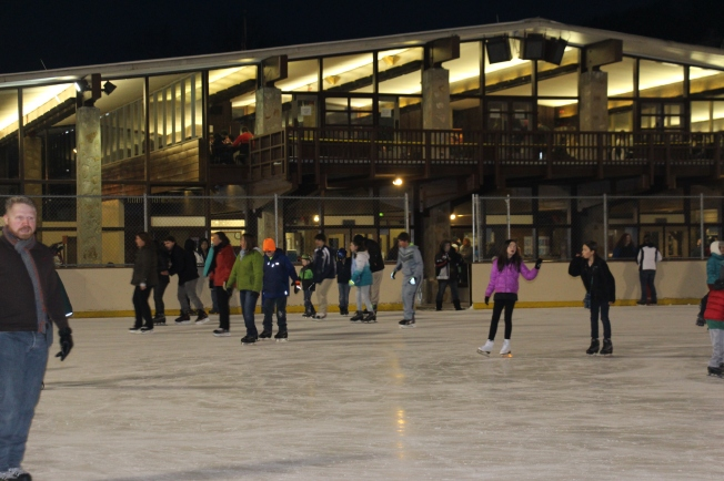 North Park Ice Rink