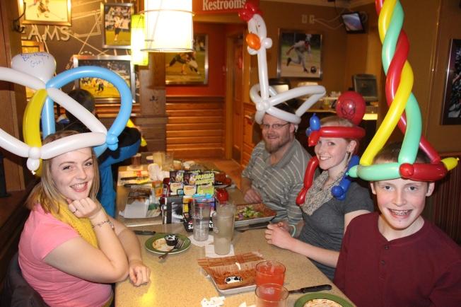 """The """"Hat crew"""""""
