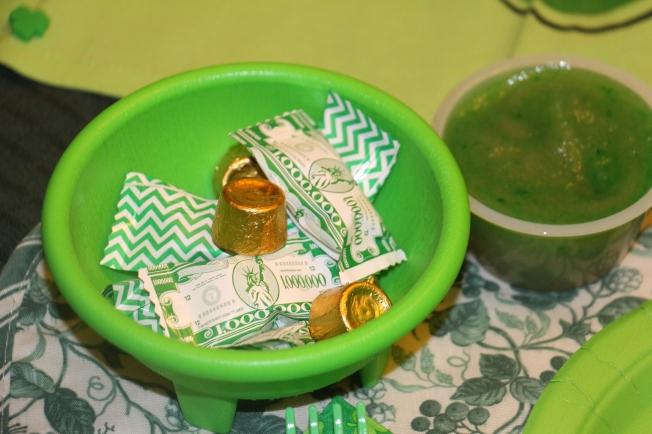 "Pots of ""gold"""