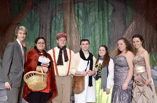 """Into the Woods"""