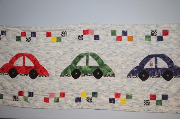 Rusty's quilt