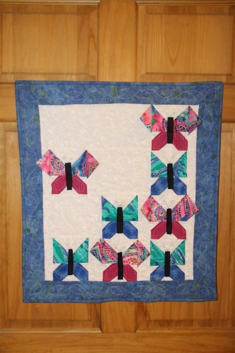 Gracie's quilt
