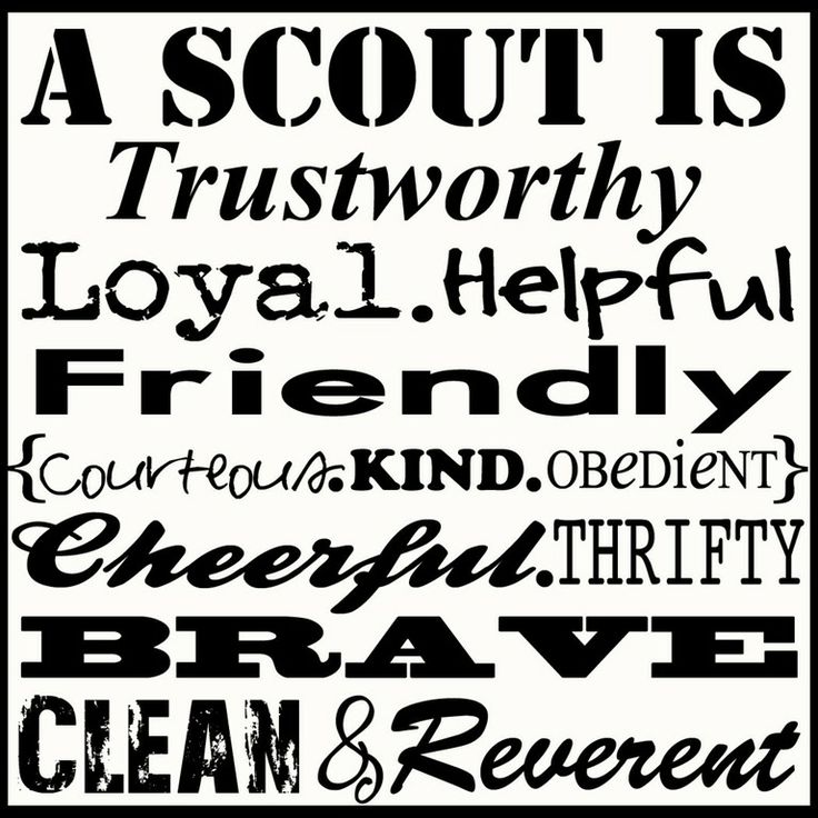 Boy Scout Essay With Quotes: A Scout Is A Super Hero