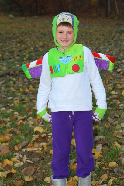 Tyler as Buzz
