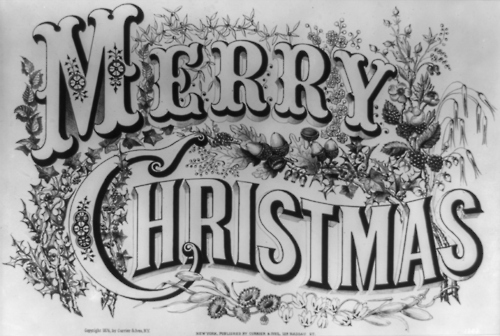 black-and-white-christmas-floral-grey-happy-holidays-Favim_com-124256