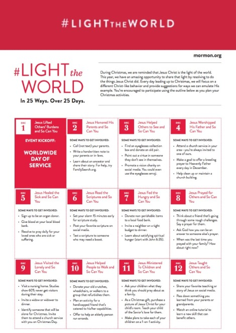 lighttheworld