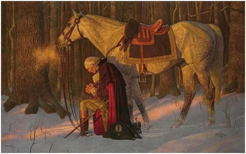 george-washington-in-prayer-at-valley-forge1