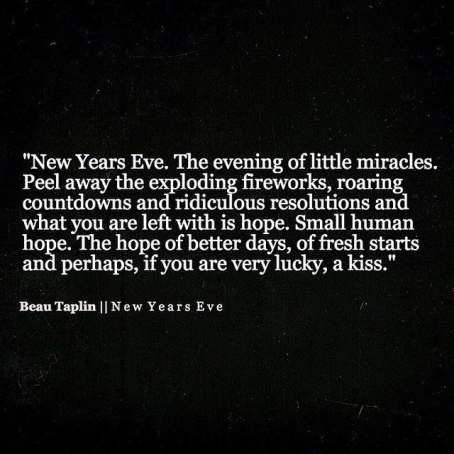 new years eve quote