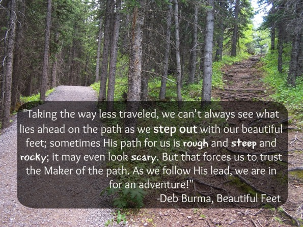 beautiful-feet-quote-the-path-less-traveled