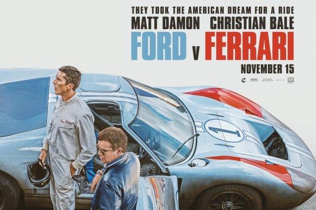 Ford-vs-Ferrari-Poster