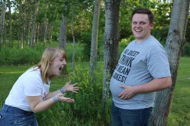 pregnancy announcement - Copy